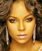 Picture of Ashanti in Stuck